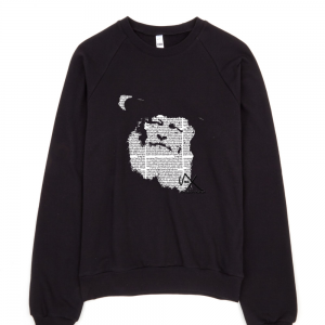 American Apparel THE REBBE Raglan Unisex California Fleece : THE REBBE