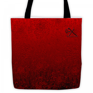 All-Over NOTES Tote