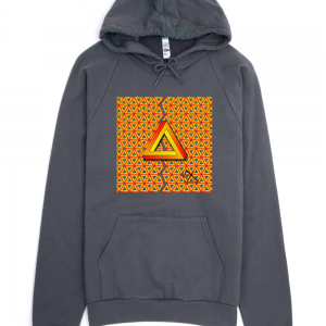 American Apparel Impossible Unisex Hoodie
