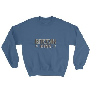 Sweatshirt – Bitcoin King2