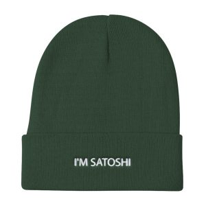 Knit Beanie – I'm SATOCHI