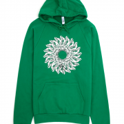 american apparel__kelly green_mockup