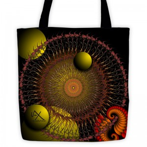 All-Over Indian Tote