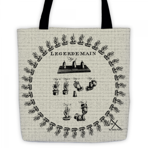 All-Over Legerdemain Tote