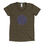HAIamerican apparel__tri-coffee_wrinkle front_mockup