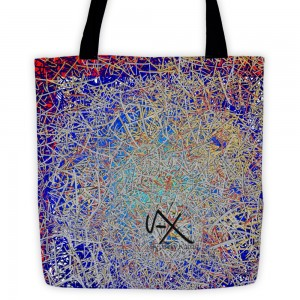 All-Over Egotrip Tote