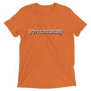 Short sleeve t-shirt – I'M SATOCHI METAL