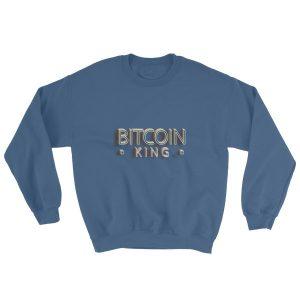 Sweatshirt – Bitcoin King2